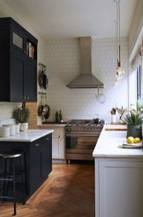 Cool kitchens design ideas with bay windows 30