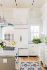 Cool kitchens design ideas with bay windows 32