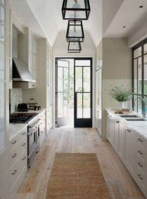 Cool kitchens design ideas with bay windows 56