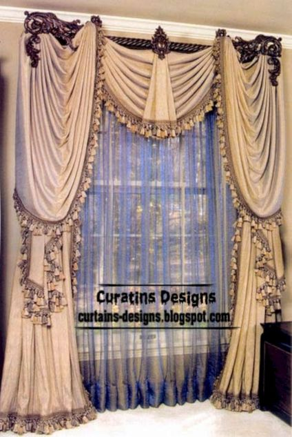 70 Cool Luxury Curtains for Living Room with Modern Touch ...