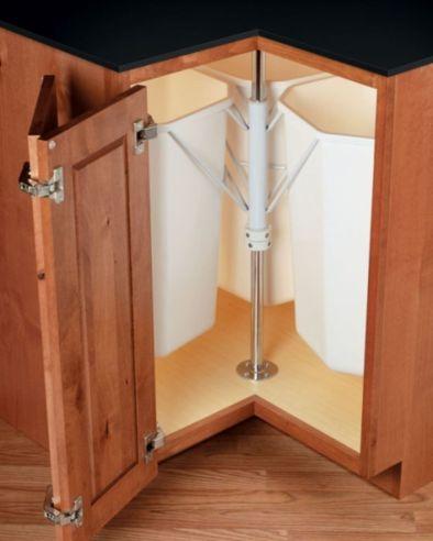 Corner kitchen cabinet storage 09