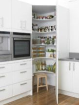 Corner kitchen cabinet storage 27