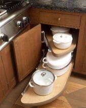Corner kitchen cabinet storage 31