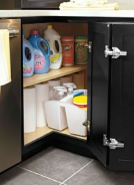 Corner kitchen cabinet storage 43