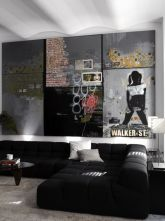 Creative apartment decorations ideas for guys 38