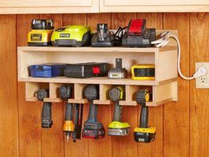 Creative garden tool storage ideas (13)