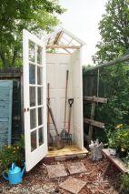 Creative garden tool storage ideas (17)