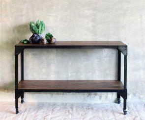 Creative metal and wood furniture 27