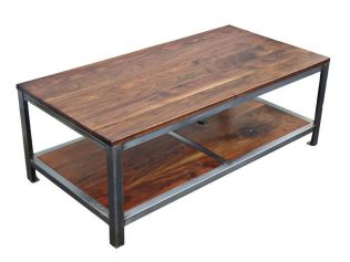 Creative metal and wood furniture 49