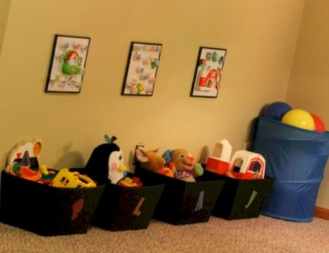Creative toy storage ideas for living room 04