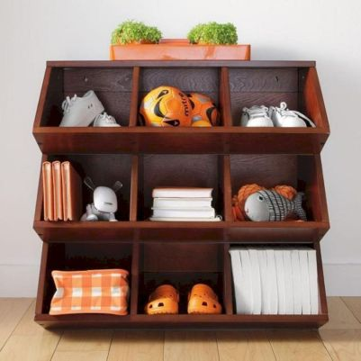 Creative toy storage ideas for living room 17