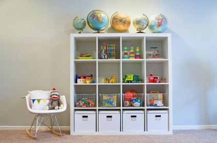 Creative toy storage ideas for living room 18