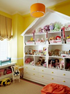 Creative toy storage ideas for living room 19