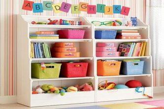 Creative toy storage ideas for living room 24
