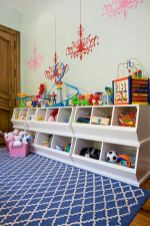 Creative toy storage ideas for living room 50