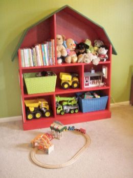 Creative toy storage ideas for living room 52