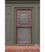 Exterior paint color ideas with red brick 02