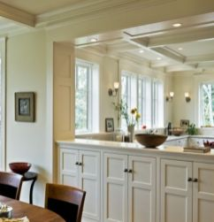 Half wall kitchen designs 05