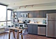 Half wall kitchen designs 33