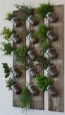 Incredible indoor hanging herb garden (17)