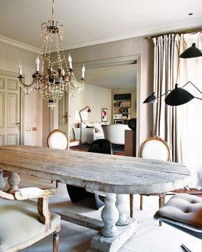 Incredible rustic dining room ideas 04