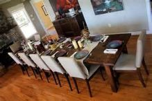 Incredible rustic dining room ideas 09