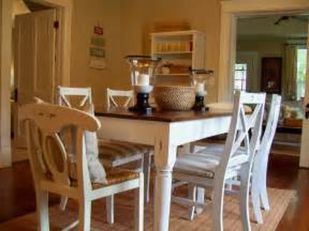 Incredible rustic dining room ideas 11