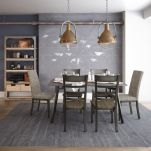 Incredible rustic dining room ideas 32