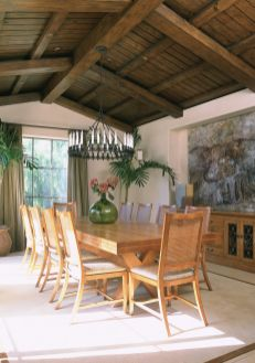 Incredible rustic dining room ideas 48