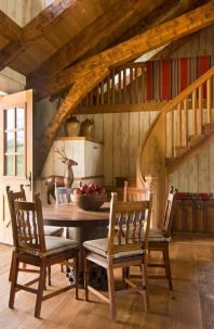 Incredible rustic dining room ideas 60