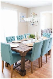 Incredible rustic dining room ideas 62
