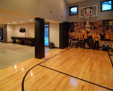 Inspiring bedroom design ideas for boy who loves basketball 04