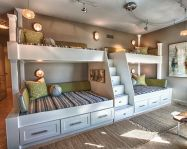 Inspiring bedroom design ideas for boy who loves basketball 11