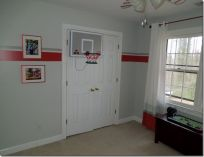 Inspiring bedroom design ideas for boy who loves basketball 27