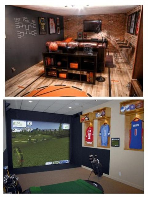 Inspiring bedroom design ideas for boy who loves basketball 47