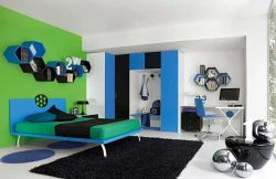 Inspiring bedroom design ideas for boy who loves basketball 51