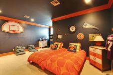 Inspiring bedroom design ideas for boy who loves basketball 69