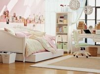 Inspiring bedroom design ideas for teenage girl 03