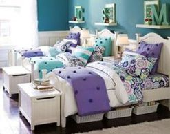 Inspiring bedroom design ideas for teenage girl 39