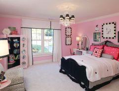 Inspiring bedroom design ideas for teenage girl 59