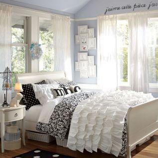 Inspiring bedroom design ideas for teenage girl 66