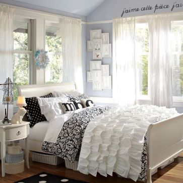 Inspiring bedroom design ideas for teenage girl 66