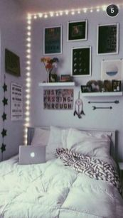 Inspiring bedroom design ideas for teenage girl 82