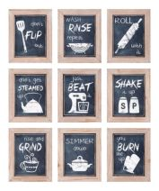 Inspiring kitchen wall art ideas 05