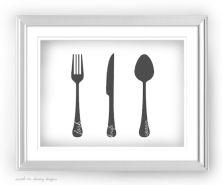 Inspiring kitchen wall art ideas 06