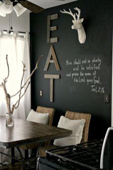 Inspiring kitchen wall art ideas 31