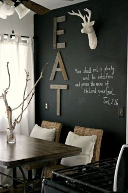 Inspiring kitchen wall art ideas 31
