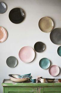 Inspiring kitchen wall art ideas 44