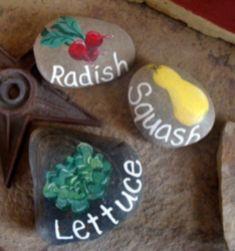 Inspiring painted rocks for garden ideas (8)