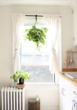 Kitchens design ideas with green walls 28